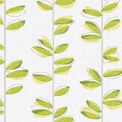 Watercolor Leaf Vines