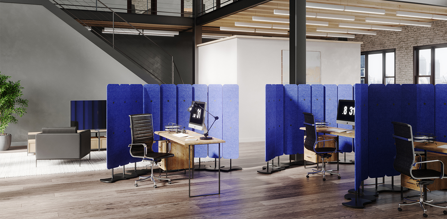 Reed Acoustic Partition